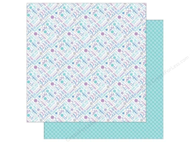 Doodlebug 12 x 12 in. Paper Polar Pals Winter Whimsy (25 sheets)