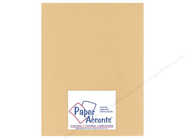 Paper Accents Cardstock 8 1/2 x 11 in. #28806 Glimmer Sandpaper (25 sheets)