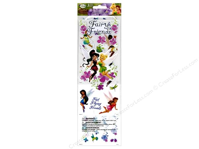 SandyLion Sticker Multi Pack Disney Fairies