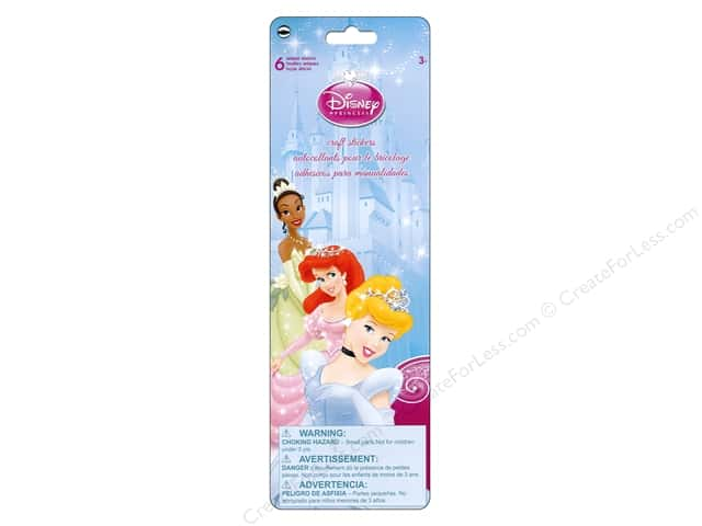 SandyLion Sticker Flip Pack Disney Princess