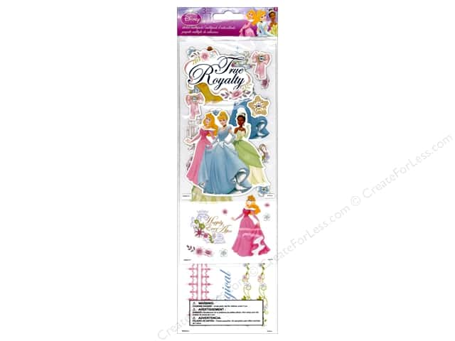 SandyLion Sticker Multi Pack Disney Princess