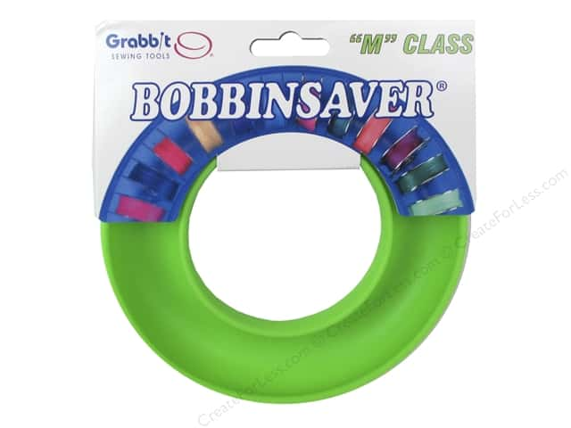 BobbinSaver Bobbin Holder Class M - Lime Green