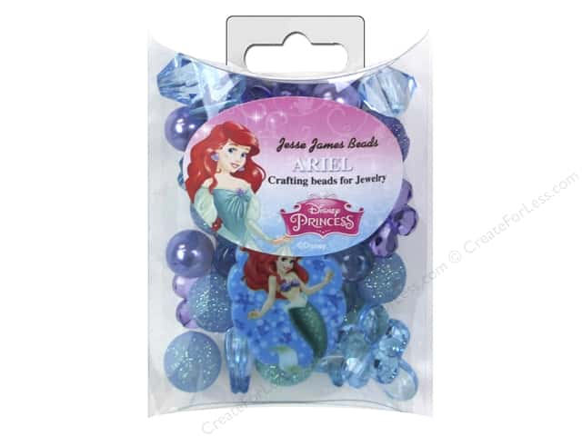 Jesse James Kit Jewelry Bead Disney Ariel