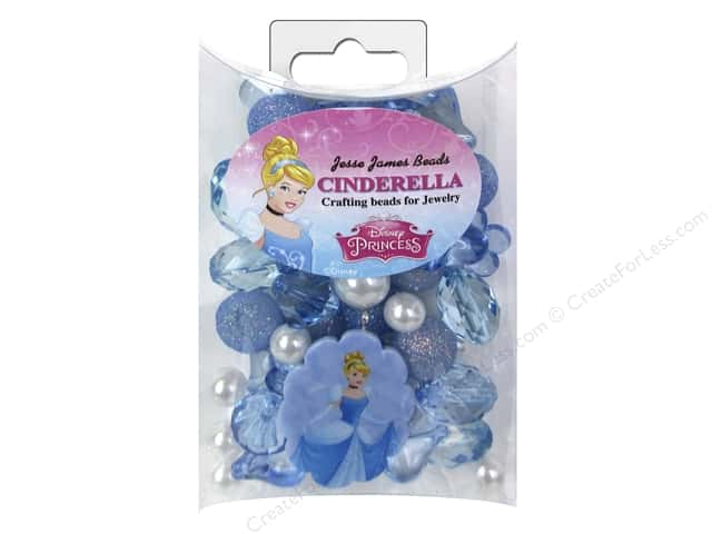 Jesse James Kit Jewelry Bead Disney Cinderella