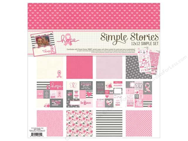 Simple Stories Collection Hope Collection Kit