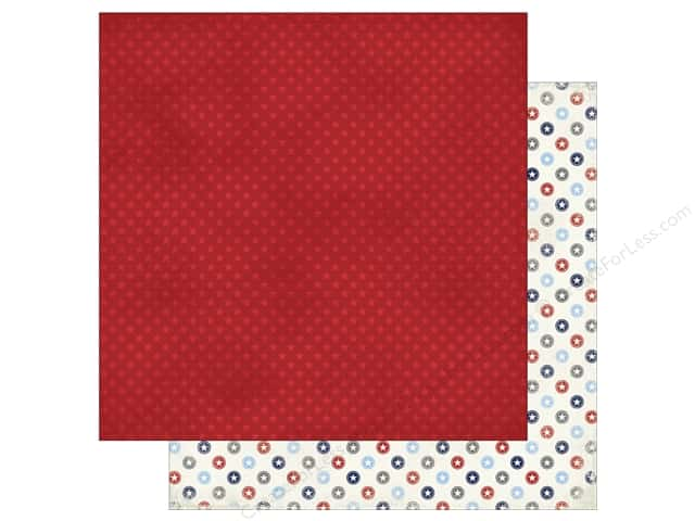 Simple Stories 12 x 12 in. Paper Hero Loyalty (25 sheets)