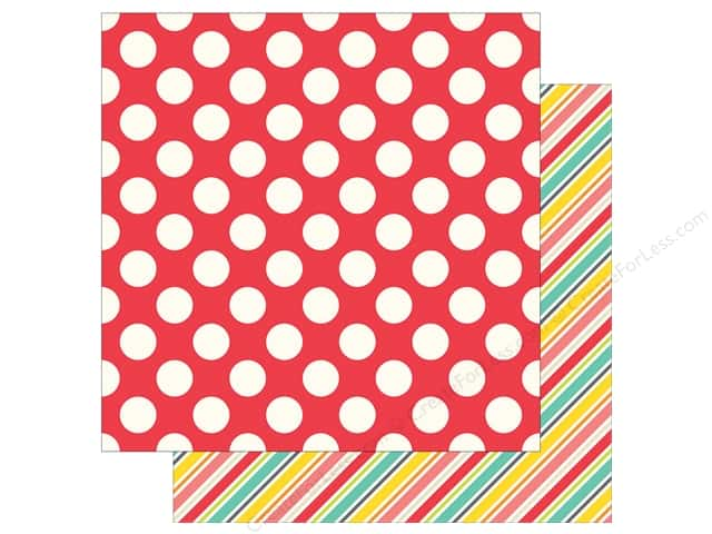 Simple Stories 12 x 12 in. Paper Let's Party Woo Hoo (25 sheets)
