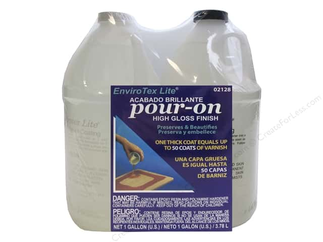 Envirotex Lite Kit 128 oz.