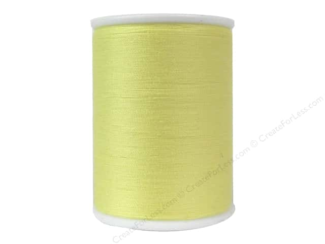 Coats & Clark All Purpose Thread 300 yd. #157A Yellow