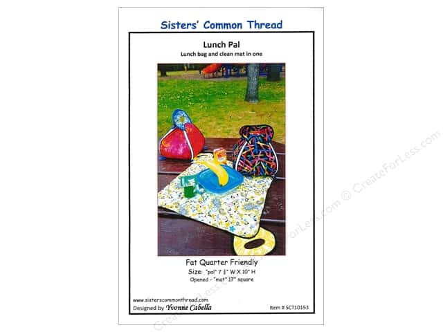 Sisters' Common Thread Lunch Pal Pattern