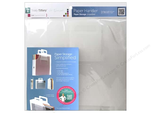 Totally Tiffany Organizers Paper Handler