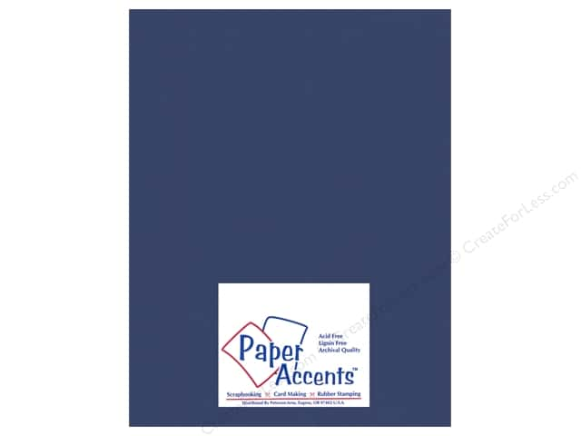 Cardstock 8 1/2 x 11 in. Smooth Great Lakes by Paper Accents (25 sheets)