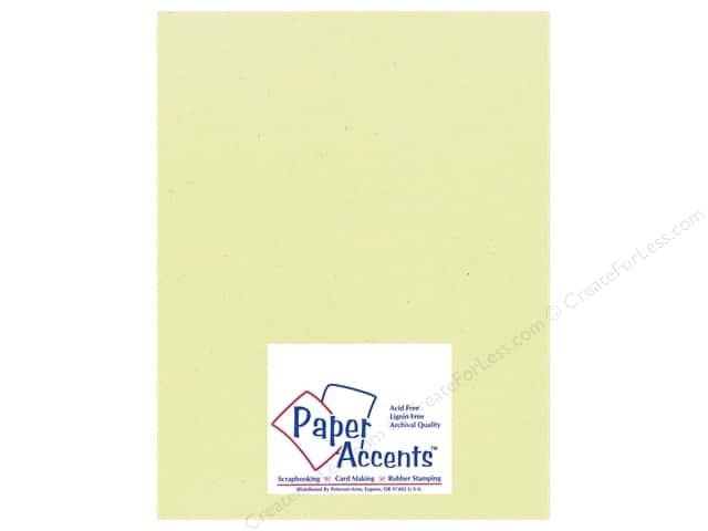 Paper Accents Cardstock 8 1/2 x 11 in. #18021 Smooth Spring Breeze (25 sheets)