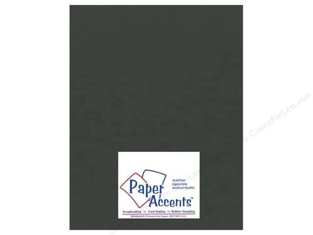Paper Accents Cardstock 8 1/2 x 11 in. #18028 Smooth Pine Needle (25 sheets)