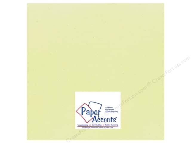 Paper Accents Cardstock 12 x 12 in. #18021 Smooth Spring Breeze (25 sheets)