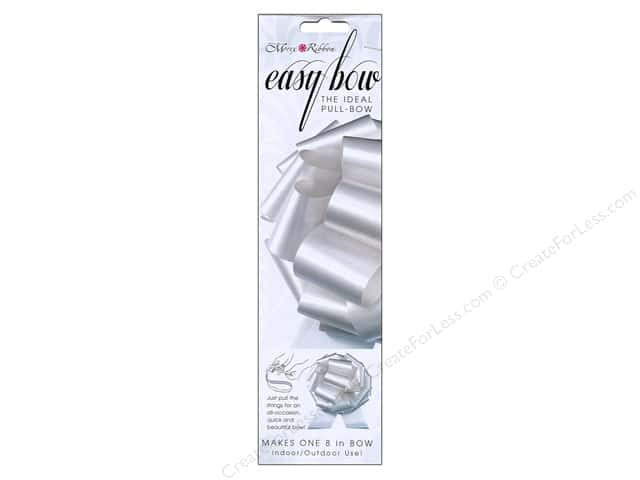 Morex Easy Bow 8 in. Silver