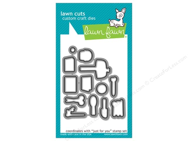 Lawn Fawn Lawn Cuts Craft Dies Just For You