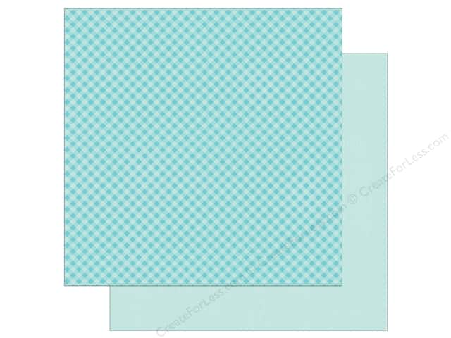 Authentique 12 x 12 in. Paper Cuddle Boy Foundation 1 (12 sheets)