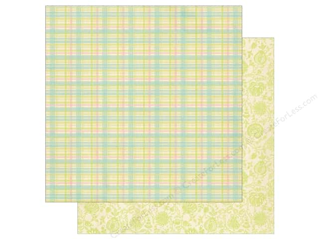 Authentique 12 x 12 in. Paper Springtime Two (25 sheets)
