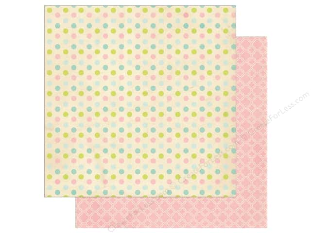 Authentique 12 x 12 in. Paper Springtime Four (25 sheets)
