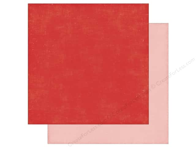 Echo Park 12 x 12 in. Paper Happy Summer Collection Red/Pink (25 sheets)