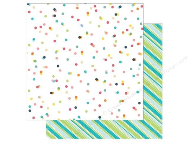 Echo Park 12 x 12 in. Paper Summer Party Collection Celebrate Summer (25 sheets)