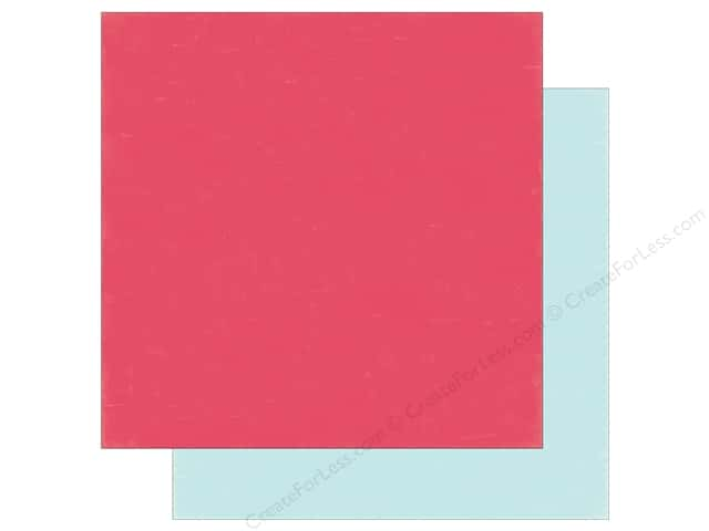 Echo Park 12 x 12 in. Paper Summer Party Collection Pink/Blue (25 sheets)