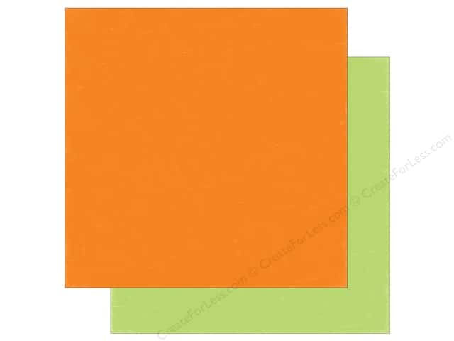 Echo Park 12 x 12 in. Paper Summer Party Collection Orange/Green (25 sheets)
