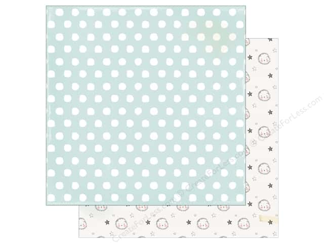 Crate Paper 12 x 12 in. Paper Little You Adorable (25 sheets)