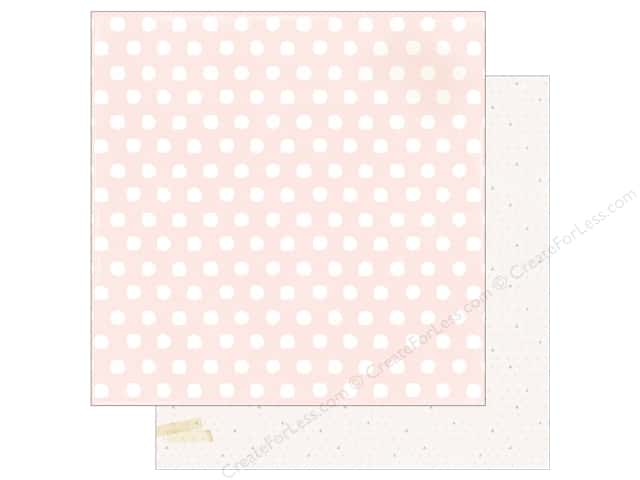 Crate Paper 12 x 12 in. Paper Little You Little Nose (25 sheets)
