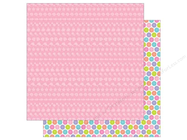 Doodlebug 12 x 12 in. Paper Under The Sea Sea Babies (25 sheets)