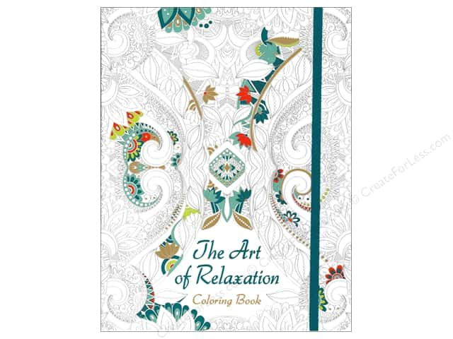 LarkThe  Art of Relaxation Coloring Book