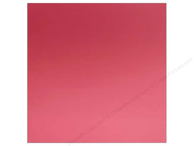 Bazzill 12 x 12 in. Paper Ombre Candy Heart (25 sheets)