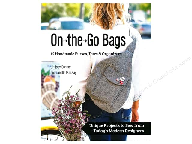 Stash By C&T On the Go Bags Book