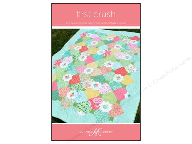 Amanda Murphy Design First Crush Pattern