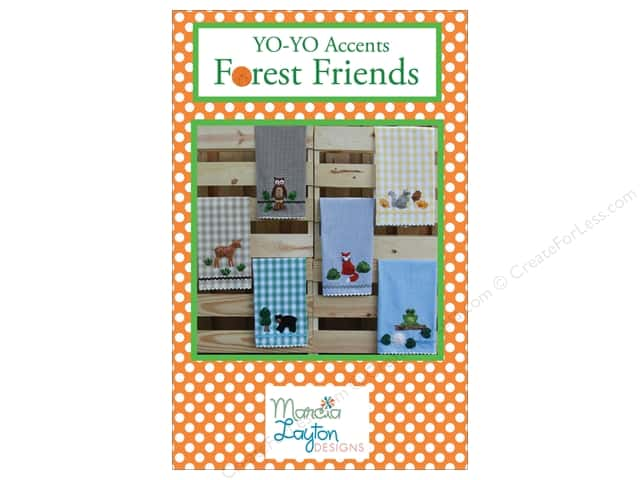 Marcia Layton Designs Forest Friends Pattern