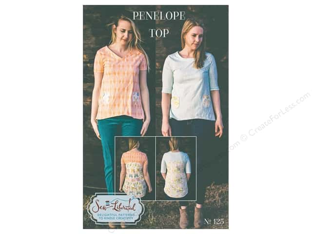 Sew Liberated Penelope Top Pattern