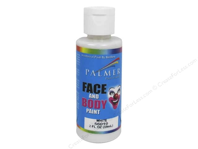 Palmer Face and Body Paint 2 oz. White