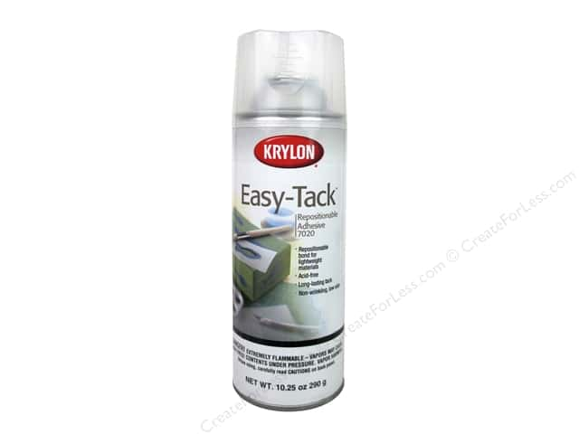 Krylon Easy-Tack Repositionable Adhesive 10.25 oz.