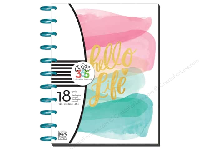 Me&My Big Ideas Create 365 Happy Planner Big Stay Golden