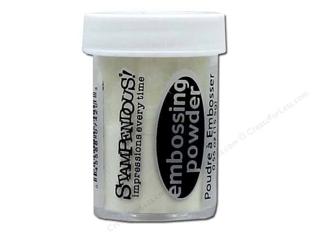 Stampendous Embossing Powder .60 oz. Detail Clear