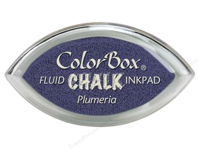 ColorBox Fluid Chalk Ink Pad Cat's Eye Plumeria