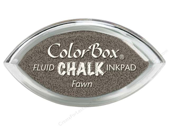 ColorBox Fluid Chalk Ink Pad Cat's Eye Fawn