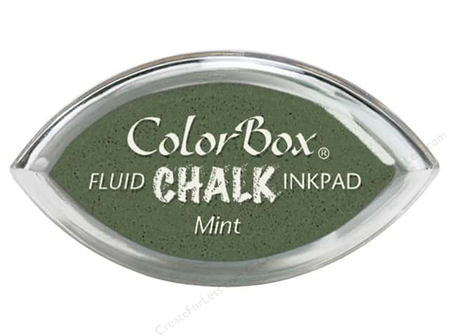 ColorBox Fluid Chalk Ink Pad Cat's Eye Mint