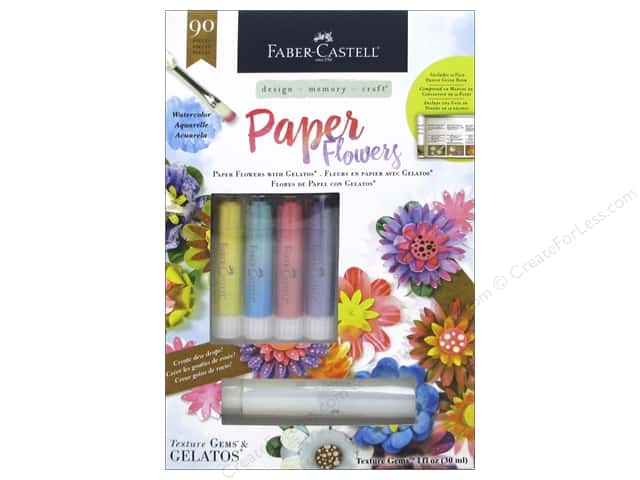 Faber-Castell Kits Paper Flowers