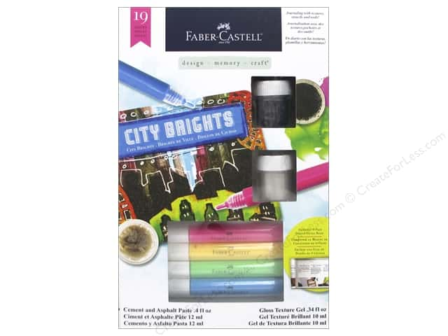 Faber-Castell Kits City Brights