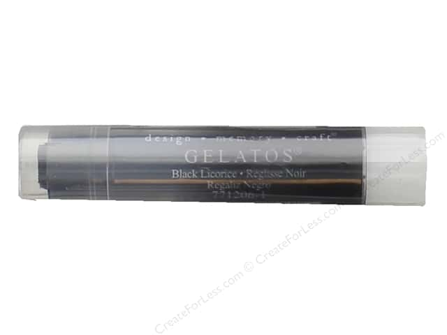 FaberCastell Gelatos Bulk Black Licorice