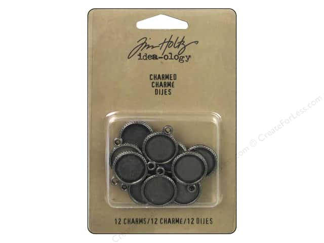 Tim Holtz Idea-ology Charmed Silver