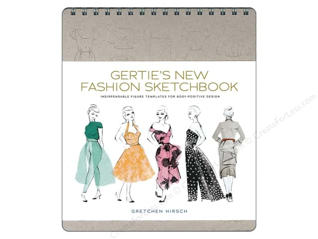 Stewart Tabori & Chang Gertie's New Fashion Sketchbook