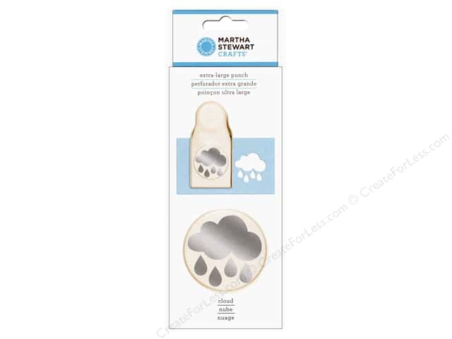 Martha Stewart Punch Extra Large Cloud Icon